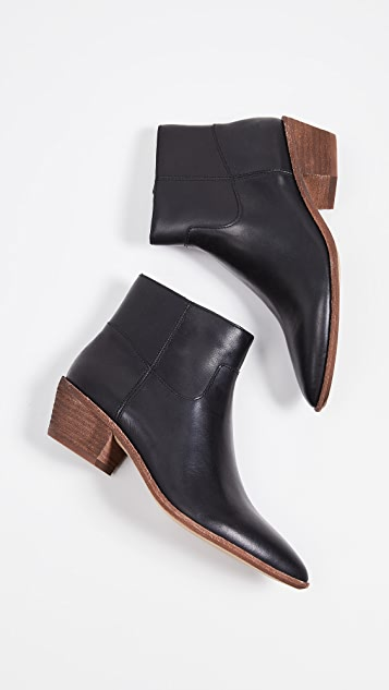 Madewell Charley Boots