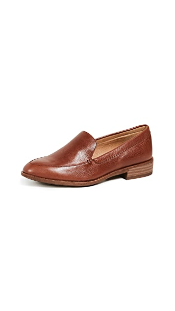 Madewell Frances 平跟船鞋