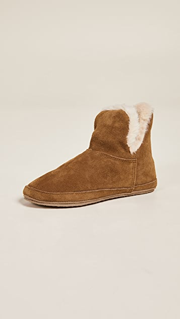 Madewell Bootie Slippers