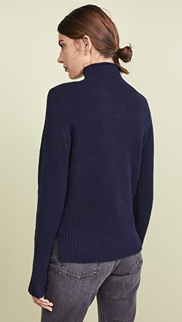 Madewell Inland Turtleneck Sweater