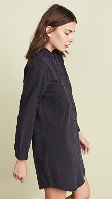 Madewell Denim Shirtdress