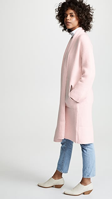 Madewell Rivington Sweater Coat