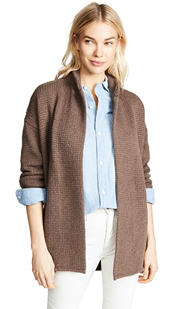 Madewell Laguna Stich Sweater Coat