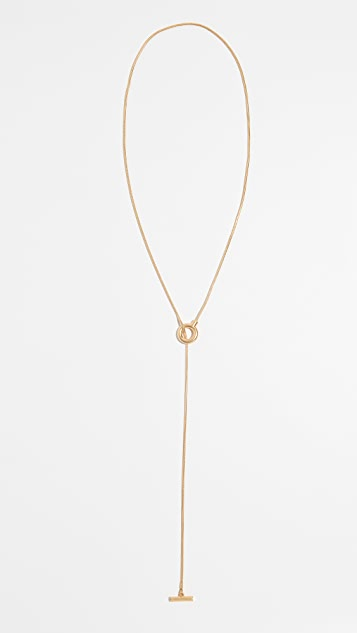 Madewell Sliding Toggle Necklace