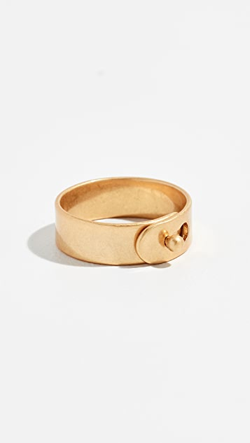 Madewell Glider Bangle Ring