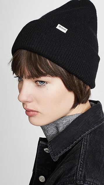 ... Madewell Cuffed Cozy Knit Beanie ... a793afee25fb