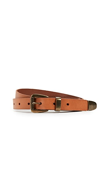 Madewell 3 Piece Western Belt