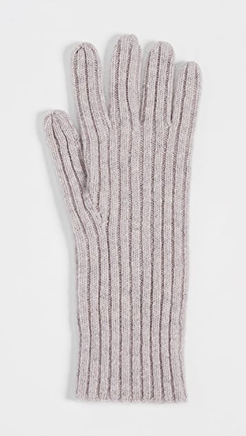 Madewell Touch Screen Ribbed Gloves