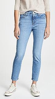 Madewell Eco 高腰牛仔裤