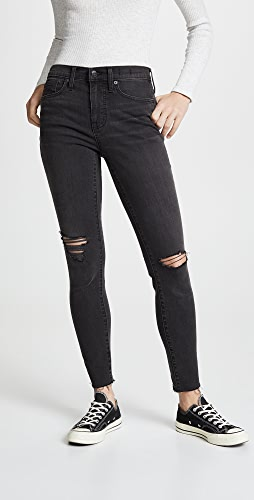 Madewell - High Rise Skinny Jeans
