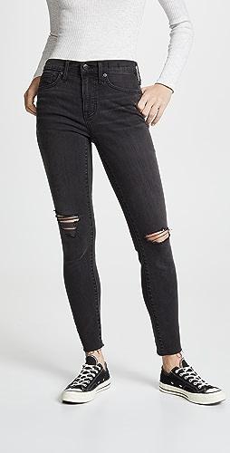 Madewell - 高腰紧身牛仔裤