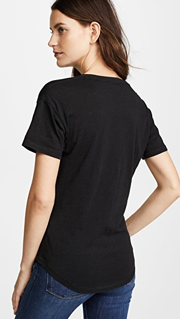 Madewell Whisper Cotton Crew Tee
