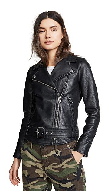 8035693a9 Ultimate Leather Moto Jacket