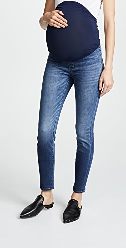 Madewell - Maternity Over-the-Belly Skinny Jeans
