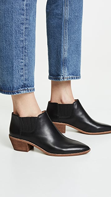 bfb405ca5 Madewell Low Chelsea Boots; Madewell Low Chelsea Boots ...