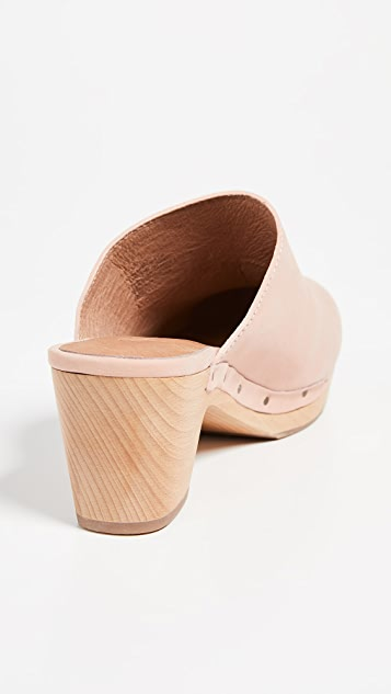 Madewell The Ayanna Clogs