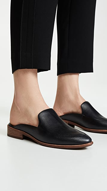 Madewell Frances Loafer Mules