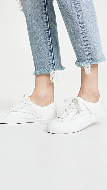 Madewell Sidewalk Low-Top Sneakers