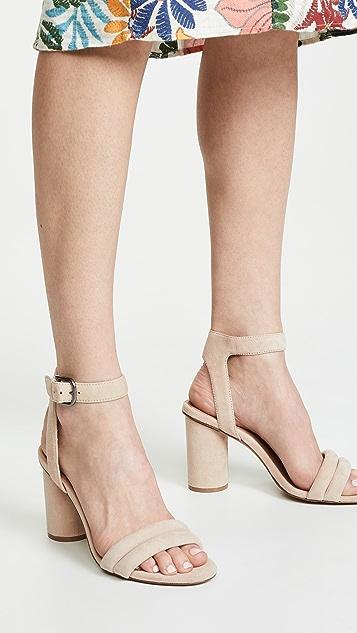 Madewell The Rosalie 高跟凉鞋
