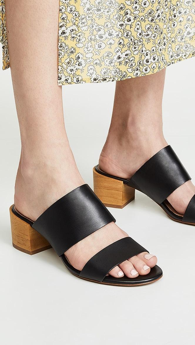 Madewell The Kiera Mule Sandals | SHOPBOP