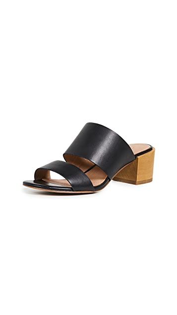 Madewell The Kiera Mule Sandals