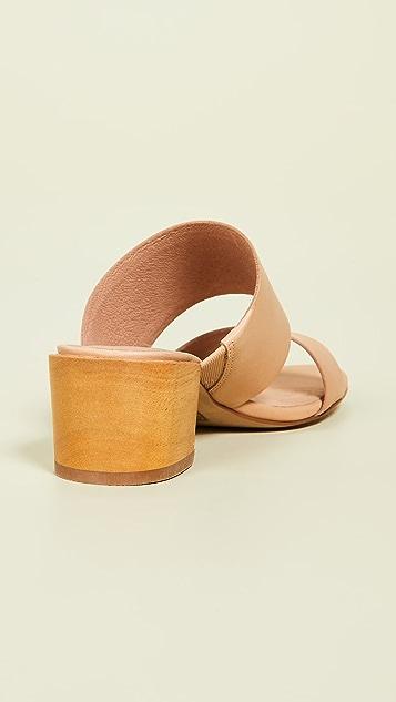 Madewell The Kiera Mule Sandals