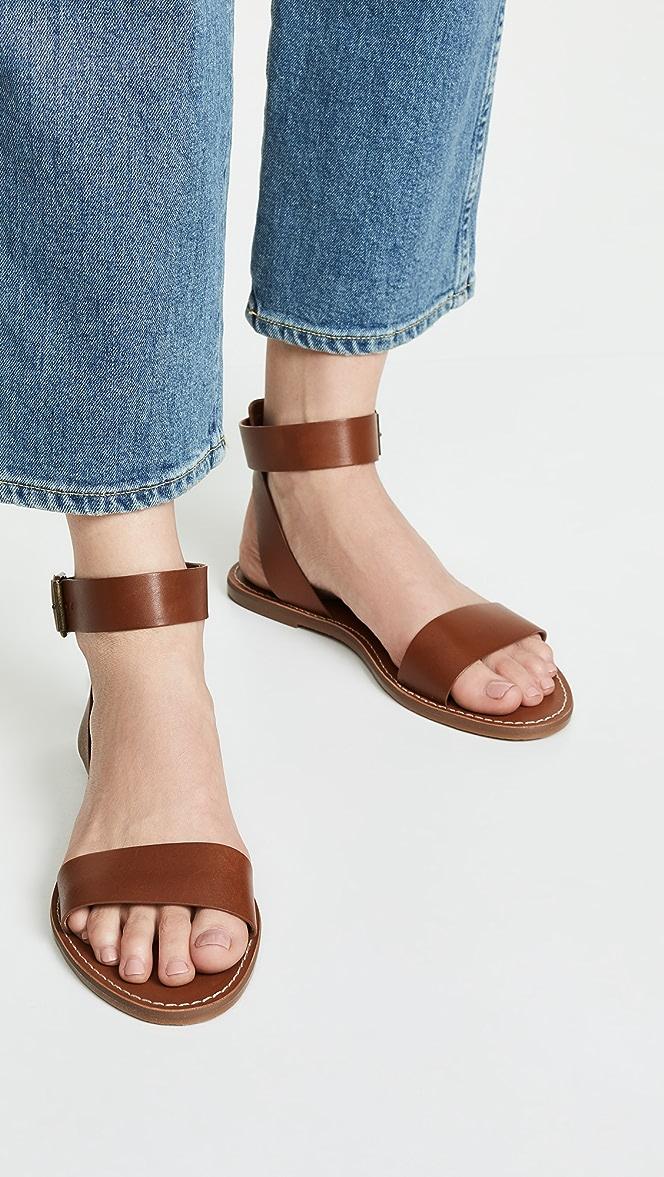 Boardwalk Ankle Strap Sandals | SHOPBOP