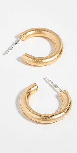 Madewell - Chunky Small Hoop Earrings