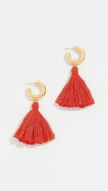 Madewell Stevie Tassel Earrings