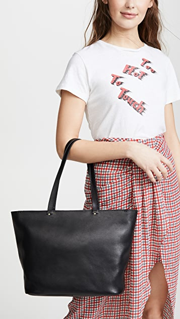 Madewell The Abroad Tote Bag