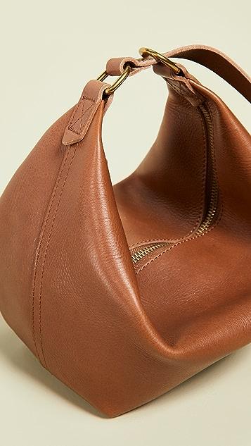 Madewell Кожаная сумка на ремне