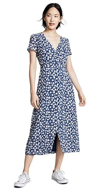 Madewell Seattle Midi Dress