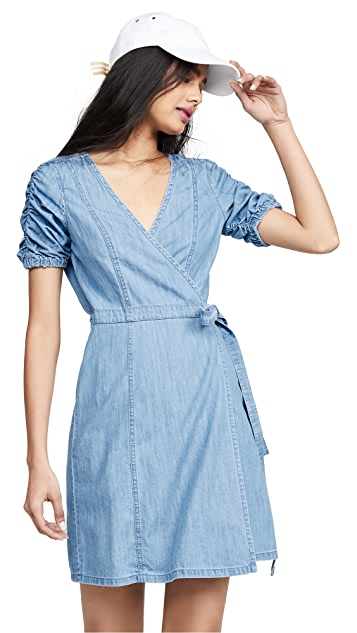 Madewell Wrap Dress