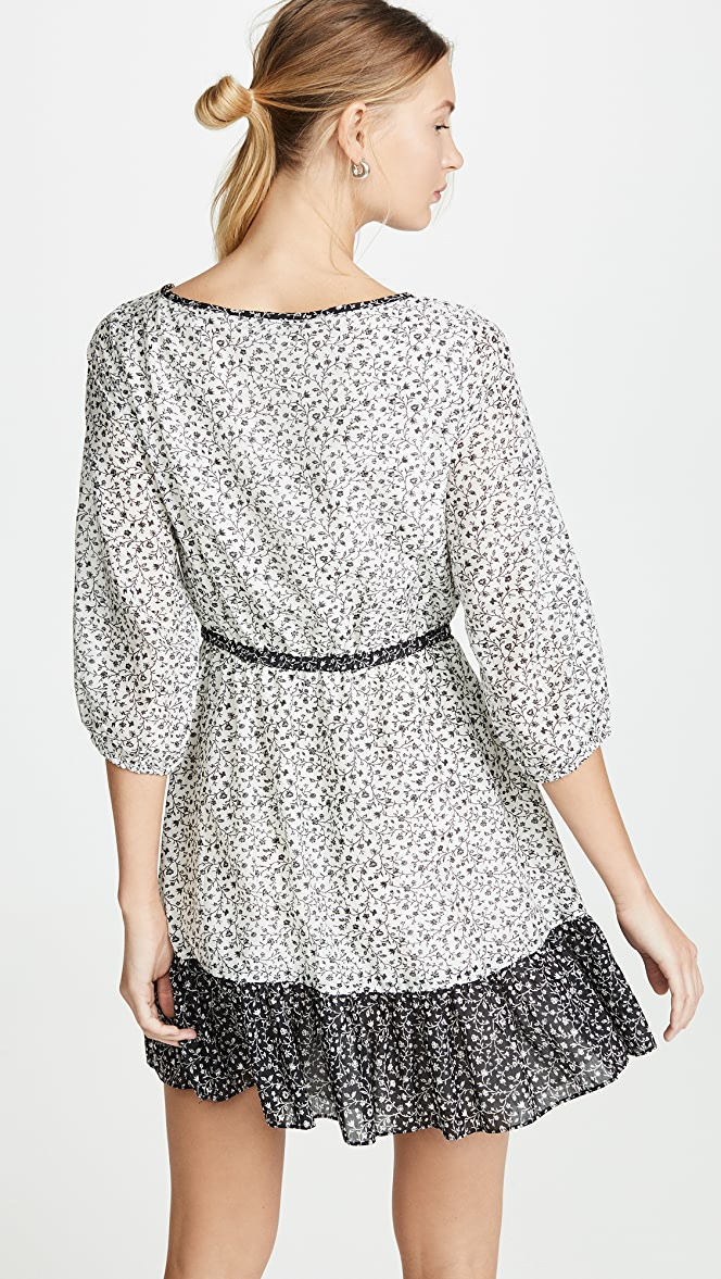 Madewell Print Mix Dress | SHOPBOP