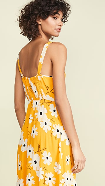 Madewell Cami Midi Dress