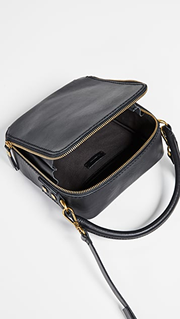 Madewell Square Satchel