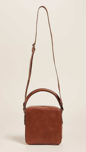 Madewell Квадратная сумка-портфель