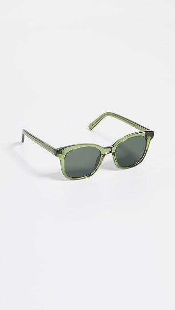 Madewell Солнцезащитные очки с плоской оправой Carter