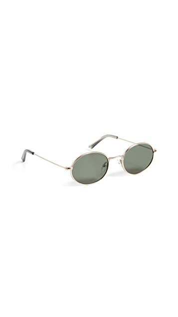 Madewell Wire-Rimmed Sunglasses
