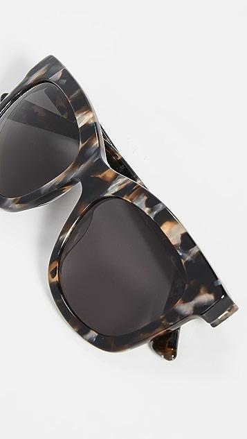 Madewell Крупные солнцезащитные очки Ariel