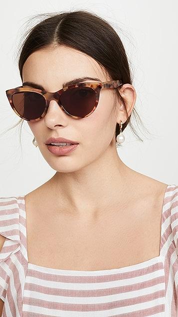 Madewell Ava 猫眼太阳镜