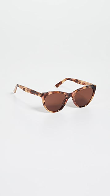 Madewell Ava Cat Eye Sunglasses