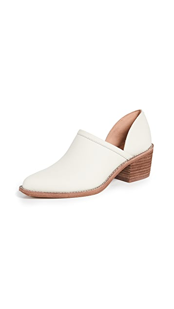 Madewell The Brady Lowcut Booties