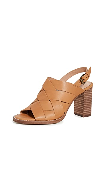 Madewell The Cindy Sandals