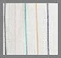 Rainbow Stripe/Pearl Ivory