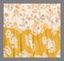 цветочный индиго/золотой луг
