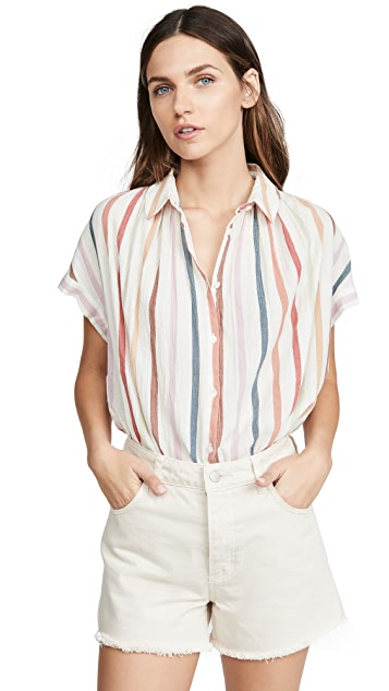 Madewell Central Button Down