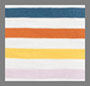 Recycled Blue/Akita Stripe