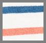 Antique Lace/Marlin Stripe