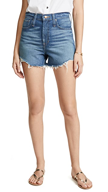 Madewell Perfect Vintage Shorts